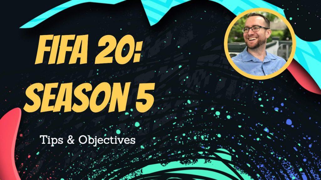 fifa 20 season 5 objectives