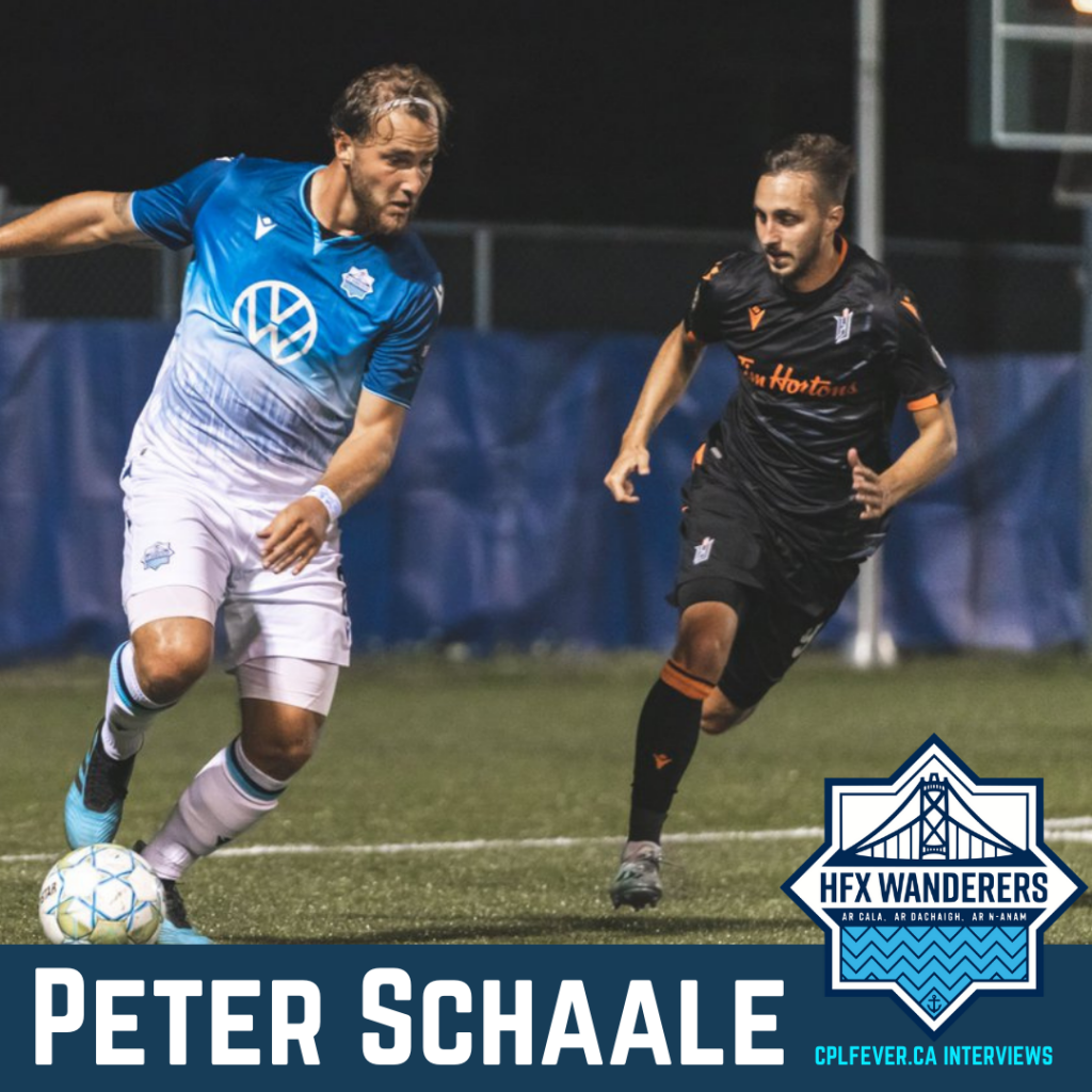 peter schaale interview 2021